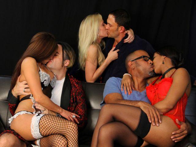 Сайт группового секса и свинга все поц